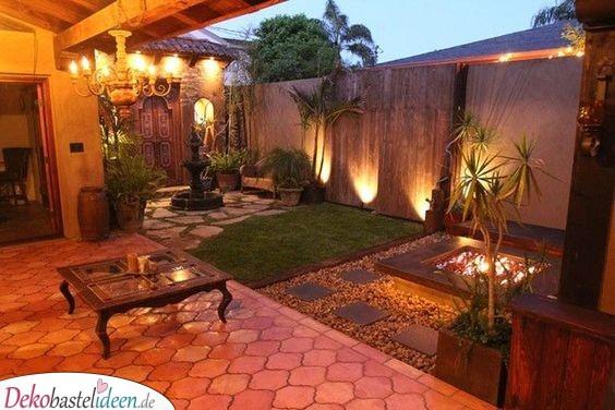 Einen wunderschönen Garten gestalten – Ein Hauch von Exotik