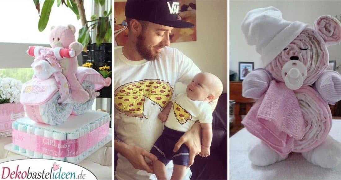 25 Susse Und Witzige Babyparty Geschenke Tolle Baby Shower Geschenke