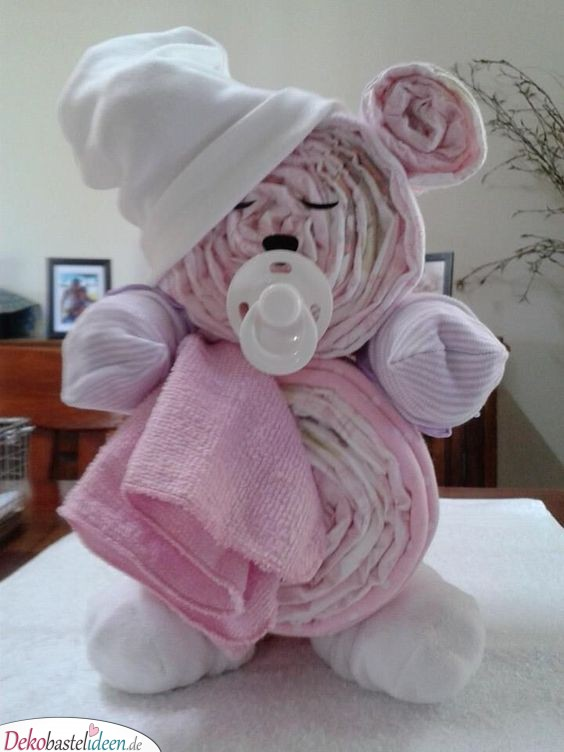 Personalized Baby Gifts - Teddy Bear