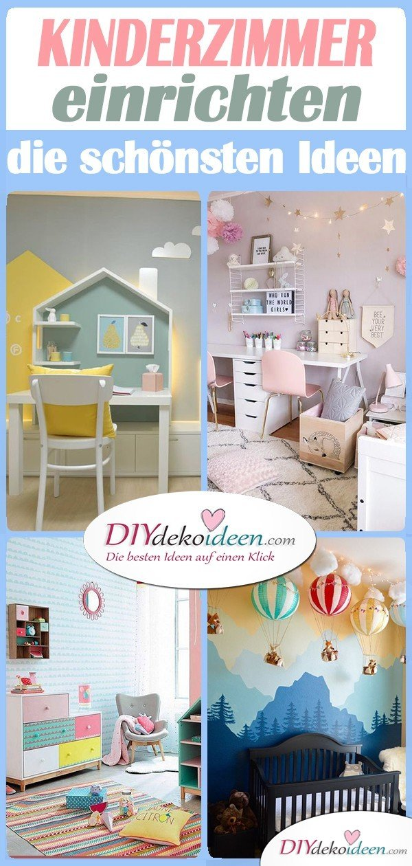 40 Large Kids Room Ideas - Beautiful Kids Room Wall Decal