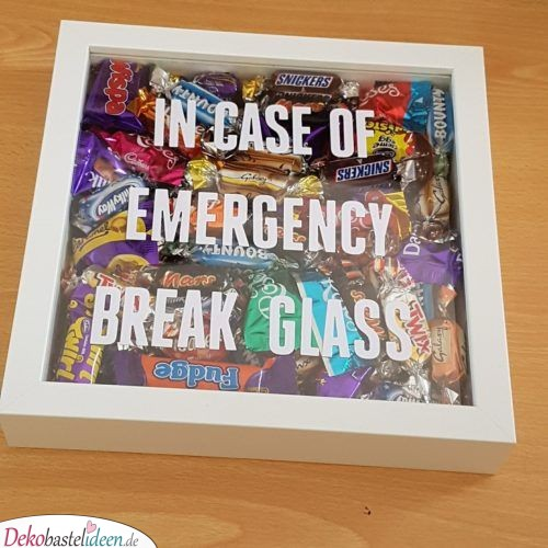 Emergency Boxes for Stressful Days - Gifts for the 18th Birthday