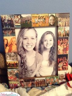 Sweet photo collage - Gift ideas for best friend for birthday