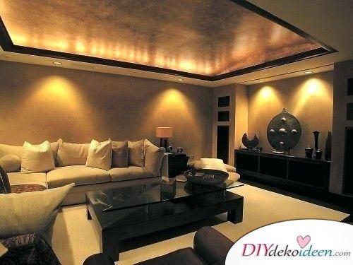 Die richtige Beleuchtung fürs Wohnzimmer