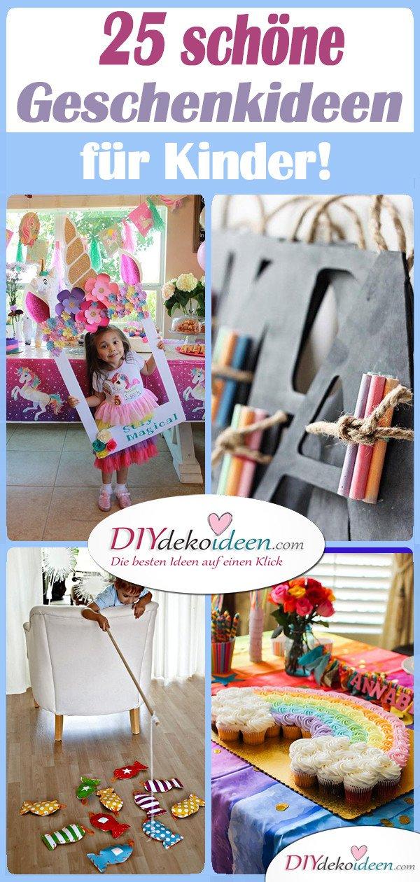 Die 25 Top Geschenke für Kinder - personalisierte Geschenke für Kinder