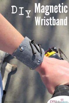 Magnetisches Armband für Hobbyheimwerker