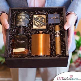 Geschenke für Männer – kleine Geschenke für Männer