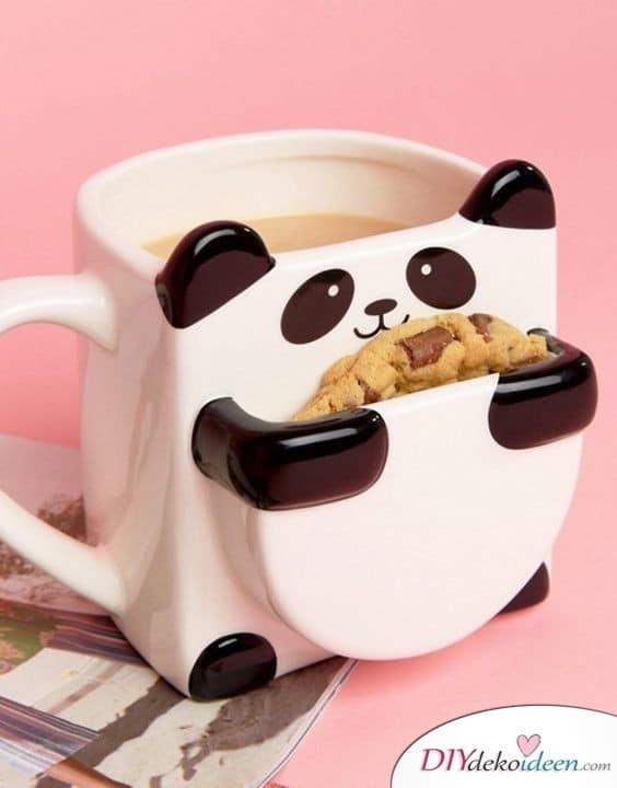 Pandatasse - Geschenke für Kinder