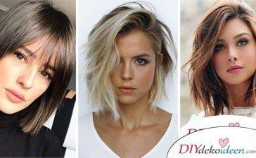 25 Frisuren für feines dünnes Haar - die schönsten Frisuren für feines Haar