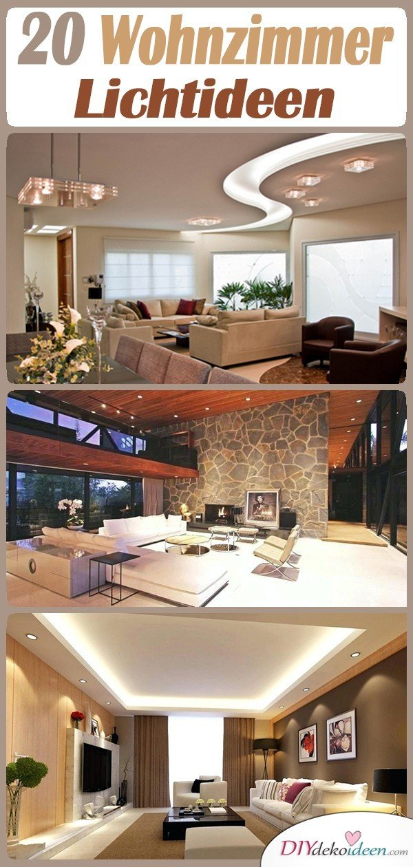 20 Living Room Lighting Ideas - How to Light Up Your Living Room Stylish
