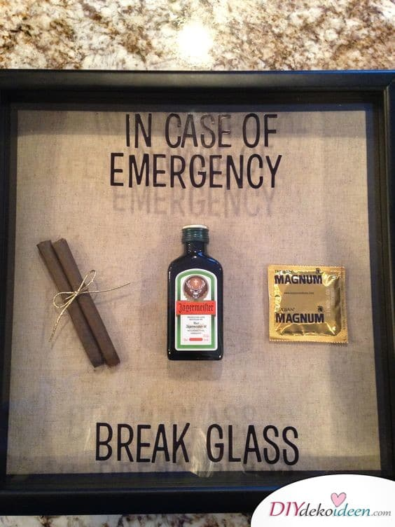 Emergency Equipment - Gift for the Big Brother