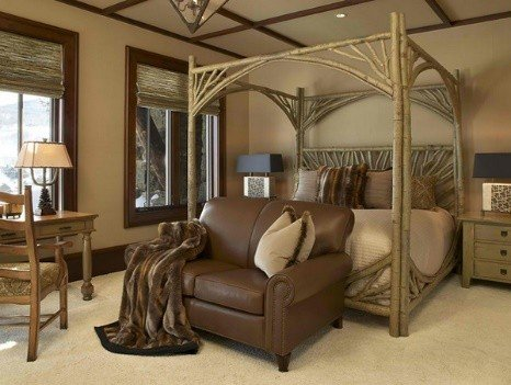 Mountain daybeds