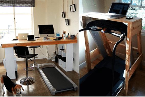 15 Ideen für den DIY Schreibtisch - Arbeit in Bewegung