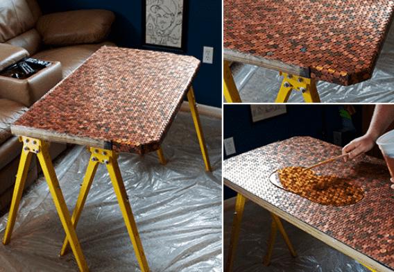 15 Ideen für den DIY Schreibtisch - Ein Haufen Geld