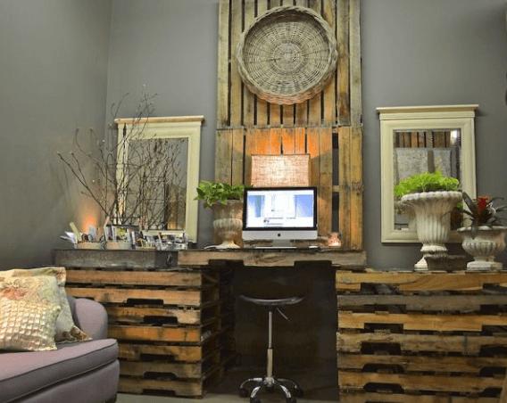 15 Ideen für den DIY Schreibtisch - Der Thron zum Arbeiten