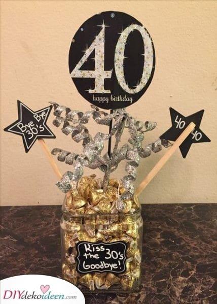 Geschenkideen Zum 40. Geburtstag - Ungewöhliche Geschenke