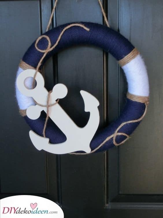 Seekranz - Sommerkränze für Haustüren