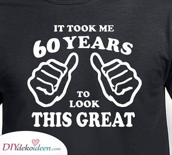 Es dauerte 60 Jahre - so großartig auszusehen