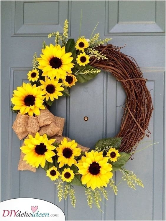 Sonnige Sonnenblumen - Ein Strahl des Glücks