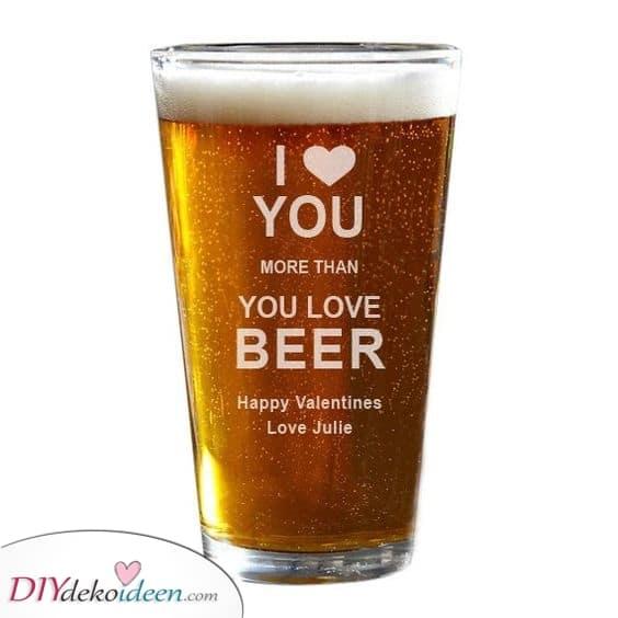 Die Liebe zum Bier - Besondere Geschenkideen für Männer