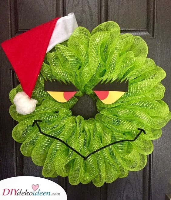Der Grinch - Der Weihnachtstürkranz aus dem Film