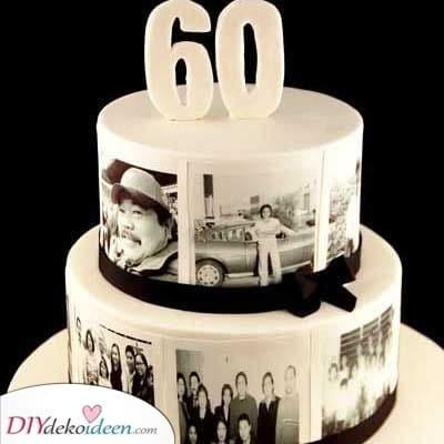 Ein schöner Kuchen - gefüllt mit Erinnerungen