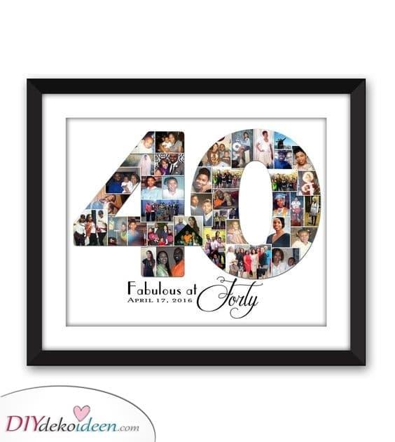 Fabelhaft mit 40 - Schöne Geschenkideen zum 40. Geburtstag