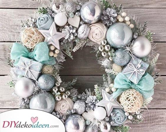 Schön in Silber - Ein winterliches Wunderland