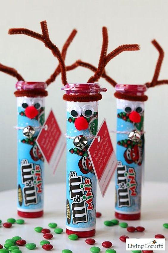 M & M's im Weihnachtsdesign - süß und lecker