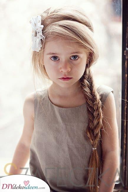 Einfach und schön - Kinderfrisuren für Mädchen