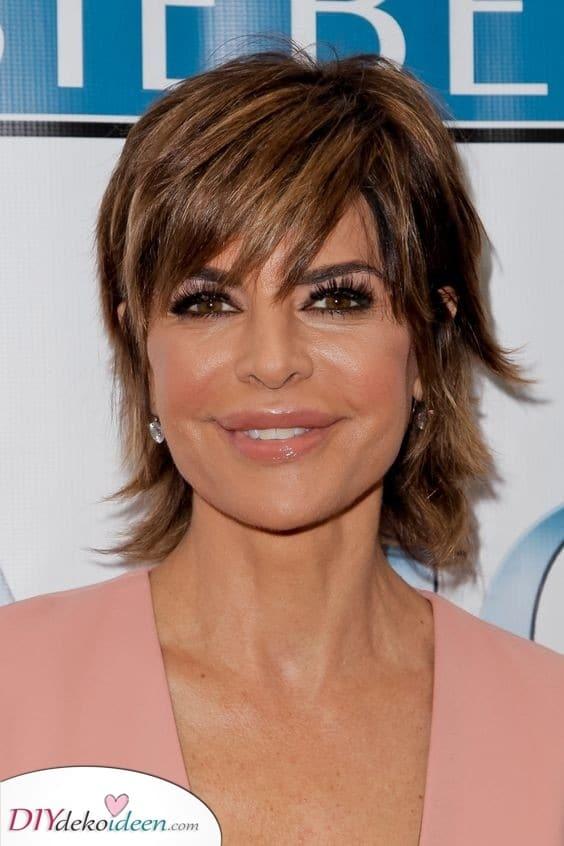 Frisuren für Frauen ab 50 – Frech und neu