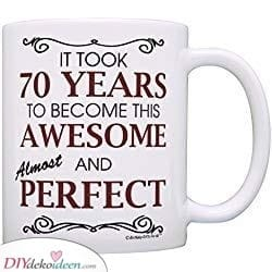 Eine große Tasse - Schöne Geschenkideen