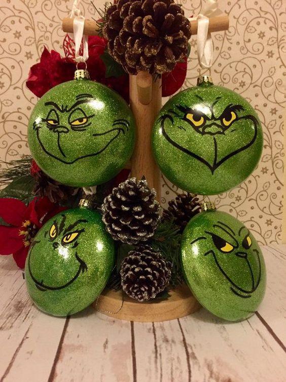 The Grinch - DIY Weihnachtsgeschenke für Freund