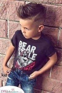 Coole Frisuren für kleine Jungs - Bringe seinen inneren Rockstar heraus