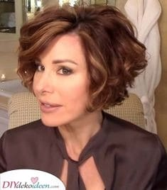 Locken für Tage - Beste Frisuren für Frauen über 50