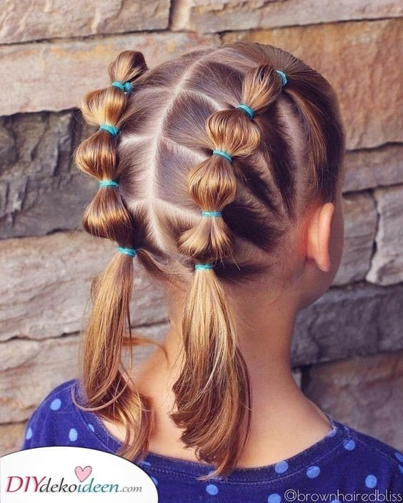 Einzigartige Zöpfe - Einfache Frisuren Ideen für dich und deine Tochter