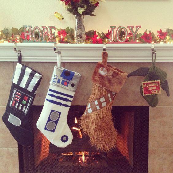 Star Wars Socken - Weihnachtsgeschenke für den Freund