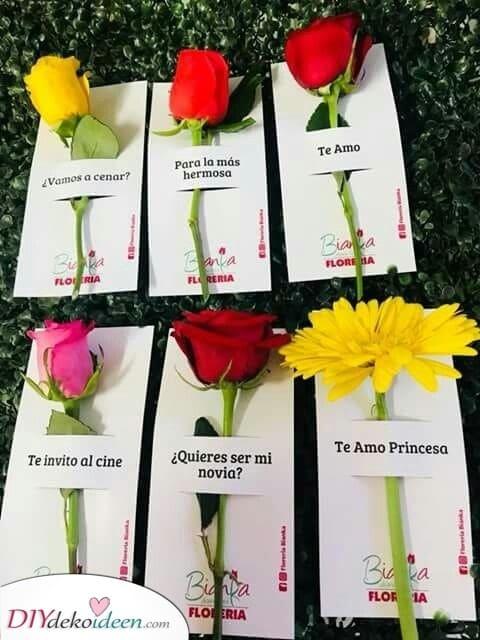 Blumen für jeden Anlass - Besten Geschenkideen für Frauen