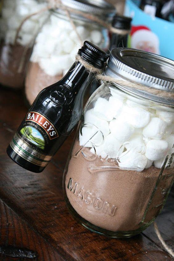 Die beste heiße Schokolade - Weihnachtsgeschenk ideen den für Freund