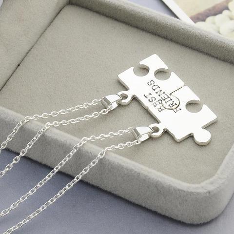 Beste Freunde - Eine schöne Halskette