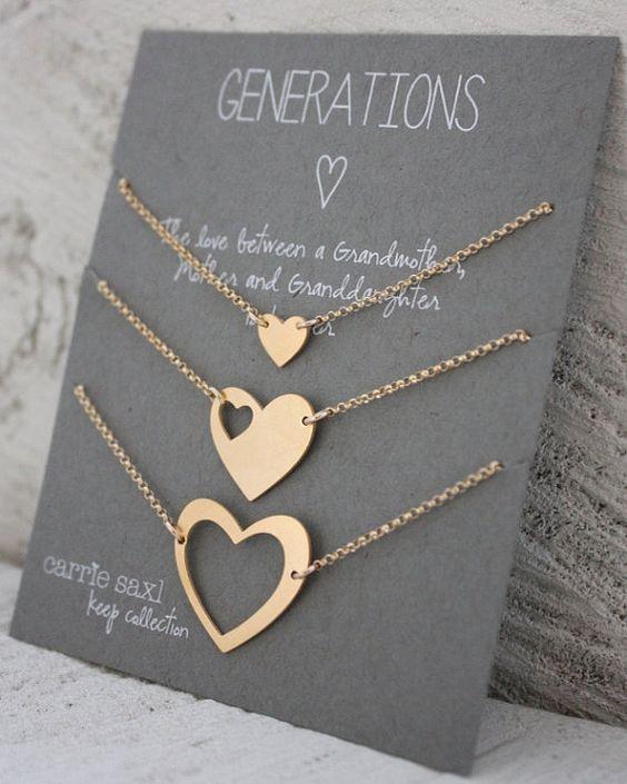 Halsketten für Generationen - Süß und wunderschön