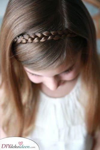 Ein brillanter Zopf - Mädchen Frisuren für deine Tochter