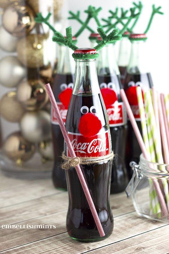 Coca Cola Rentiere - Weihnachtsgeschenk ideen den für Freund