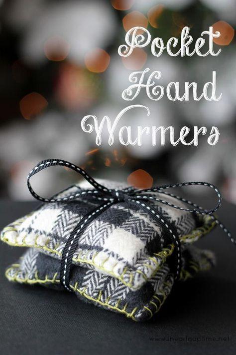 Taschenhandwärmer - Weihnachtsgeschenke für den Freund