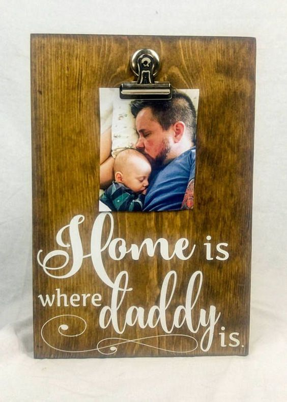 Das traute Heim - Geschenke für Väter