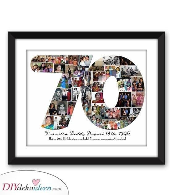 Geschenke für Frauen zum 70. Geburtstag - Die besten Geschenkideen zum 70. Geburtstag