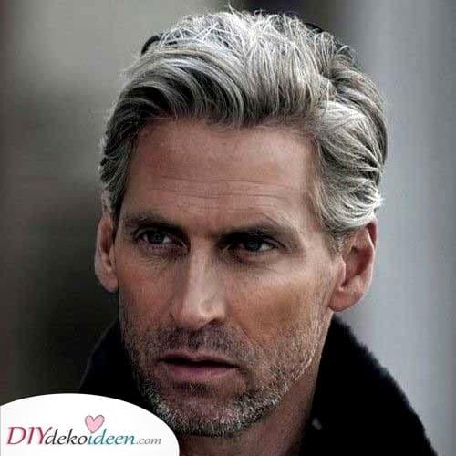 Großartig in grauen Haar - Schaffe ein stilvolles Aussehen