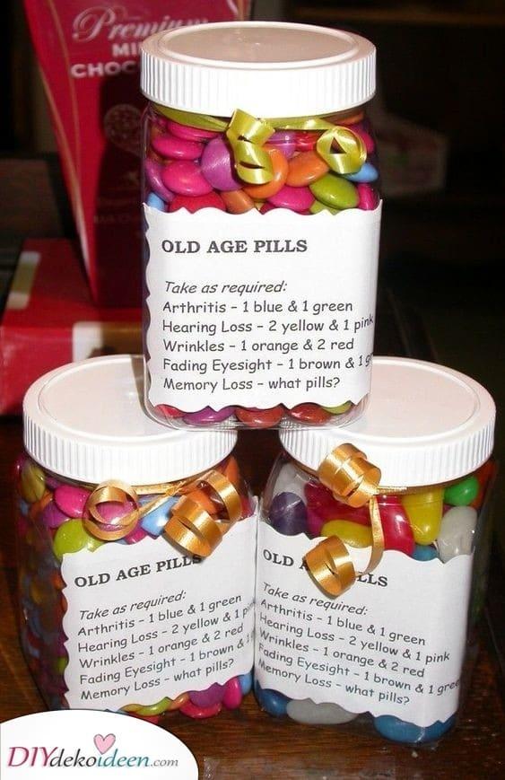 Alterspillen - Geschenke für Männer zum 70. Geburtstag