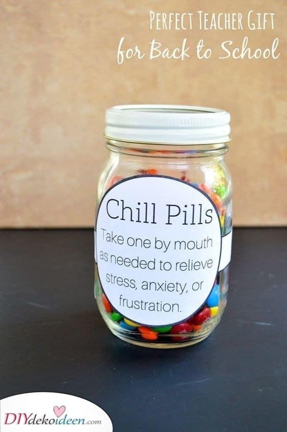 Chill Pillen - Geschenkideen für kleine Schwestern