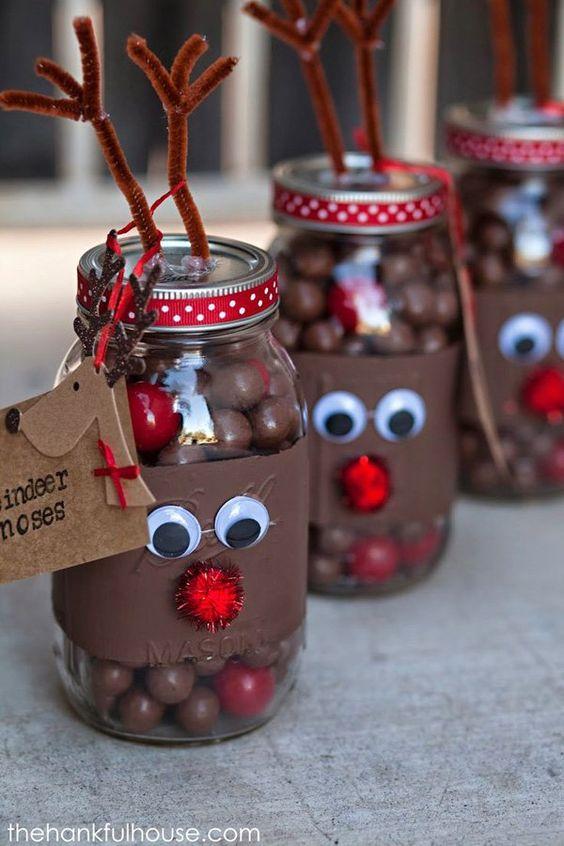 Eine Vielzahl von Leckereien - weihnachtsgeschenke für freunde selber machen