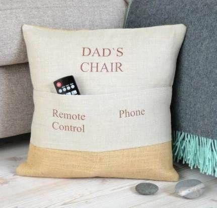 Ein Kissenbezug für Papa - Die besten Weihnachtsgeschenke